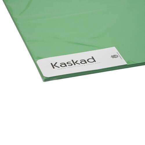 Dekorációs karton KASKAD 45x64 cm 2 oldalas 225 gr smaragdzöld 68 100 ív/csomag