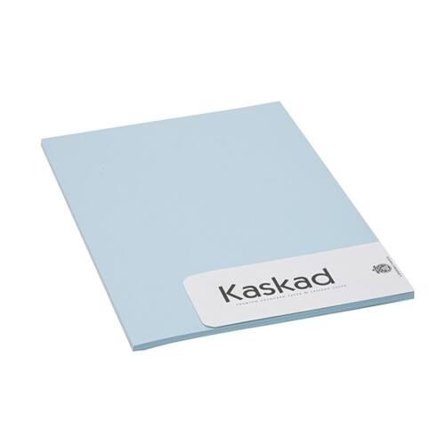 Névjegykártya karton KASKAD A/4 2 oldalas 225 gr azúrkék 72 20 ív/csomag