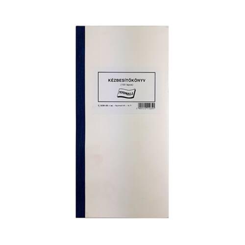 Nyomtatvány kézbesítőkönyv